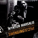 Обложка альбома Selections from Swingin' into the 21st