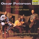 Обложка альбома Oscar Peterson Meets Roy Hargrove and Ralph Moore