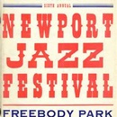 Обложка альбома American Jazz Festival at Newport