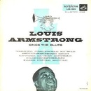 Обложка альбома Louis Armstrong Sings the Blues