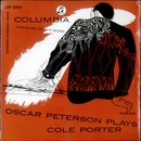 Обложка альбома Oscar Peterson Plays Cole Porter