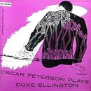 Обложка альбома Oscar Peterson Plays Duke Ellington