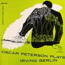 Обложка альбома Oscar Peterson Plays Irving Berlin
