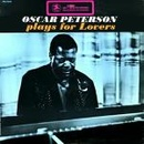 Обложка альбома Oscar Peterson Plays for Lovers