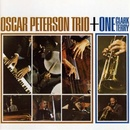 Обложка альбома Oscar Peterson Trio with David Rose