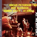 Обложка альбома Roy Eldridge, Sonny Stitt and Jo Jones at Newport