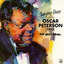 Обложка альбома Swinging Brass with the Oscar Peterson Trio