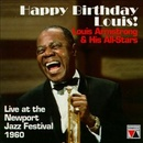 Обложка альбома Happy Birthday, Louis! Armstrong & His All-Stars