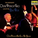 Обложка альбома The Legendary Oscar Peterson Trio Live at the Blue Note