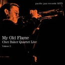 Обложка альбома Quartet Live, Vol. 3: My Old Flame