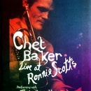 Обложка альбома Chet Baker Featuring Van Morrison Live at Ronnie Scott's