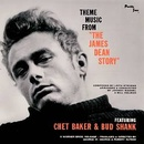 "Обложка альбома Theme Music from ""The James Dean Story"""