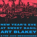Обложка альбома New Year's Eve at Sweet Basil: Art Blakey and His Jazz Messengers