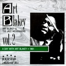 Обложка альбома A Day with Art Blakey and the Jazz Messengers, Vol. 2