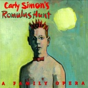 Обложка альбома Carly Simon's Romulus Hunt: A Family Opera