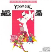 Обложка альбома Funny Girl (Original Soundtrack Recording)