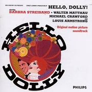 Обложка альбома Hello, Dolly! [Original Motion Picture Soundtrack]