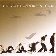 Обложка альбома The Evolution of Robin Thicke
