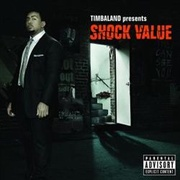 Обложка альбома Timbaland Presents Shock Value