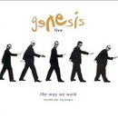 Обложка альбома Genesis Live: The Way We Walk, Vol. 1 (The Shorts)