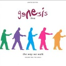 Обложка альбома Genesis Live: The Way We Walk, Vol. 2 (The Longs)