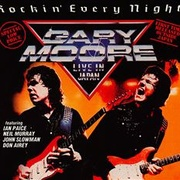 Обложка альбома Rockin' Every Night: Live In Japan