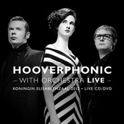 Обложка альбома Hooverphonic With Orchestra Live