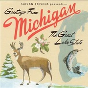 Обложка альбома Greetings from Michigan: The Great Lake State