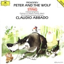 Обложка альбома Peter and the Wolf