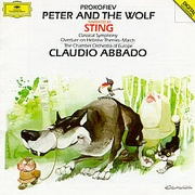 Обложка альбома Prokofiev: Peter and the Wolf; March in B Flat Major; Overture on Hebrew Themes; Classical Symphony