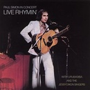 Обложка альбома Paul Simon in Concert: Live Rhymin'