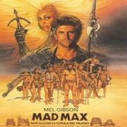 Обложка альбома Mad Max III (Beyond Thunderdome)