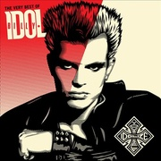 Обложка альбома The Very Best of Billy Idol: Idolize Yourself