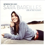 Обложка альбома Between the Lines: Sara Bareilles Live at the Fillmore