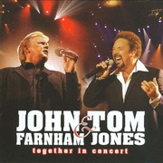 Обложка альбома Together in Concert: John Farnham & Tom Jones