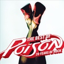 Обложка альбома The Best of Poison: 20 Years of Rock