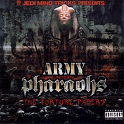 Обложка альбома Army of the Pharaohs: The Torture Papers
