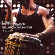 Обложка альбома Ricky Martin Live: Black and White Tour