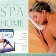 Обложка альбома Escape to Your Spa at Home: Renewing Rainfall/Tranquil Streams