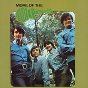 Обложка альбома More of the Monkees