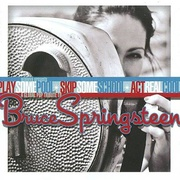 Обложка альбома Play Some Pool, Skip Some School, Act Real Cool: A Global Pop Tribute To Bruce Springsteen