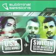 Обложка альбома Subliminal Sessions 8