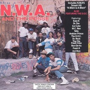 Обложка альбома N.W.A and the Posse