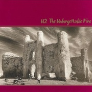 Обложка альбома The Unforgettable Fire