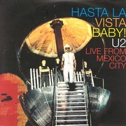 Обложка альбома Hasta La Vista Baby!: Live from Mexico City