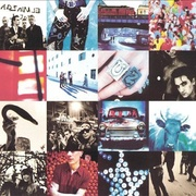 Обложка альбома Achtung Baby