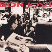 Обложка альбома Bon Jovi Cross Road: The Best of Bon Jovi