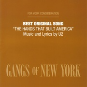 Обложка альбома The Hands That Built America