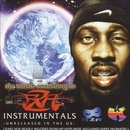 Обложка альбома The World According to RZA: Instrumentals