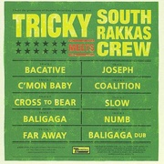 Обложка альбома Tricky Meets South Rakkas Crew